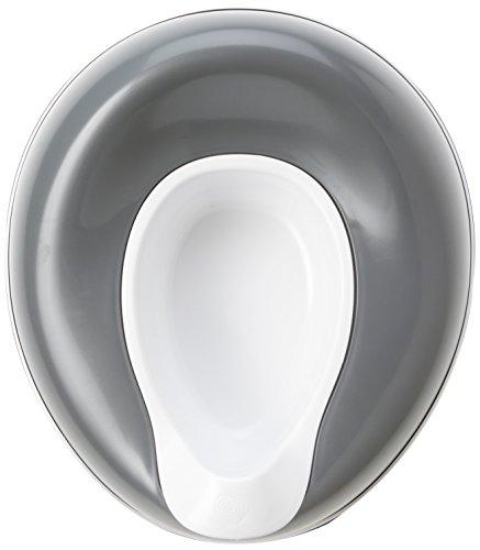 Prince Lionheart pottyPOD Basix - petit pot Basix : base et assise en plastique - Gris Galactic
