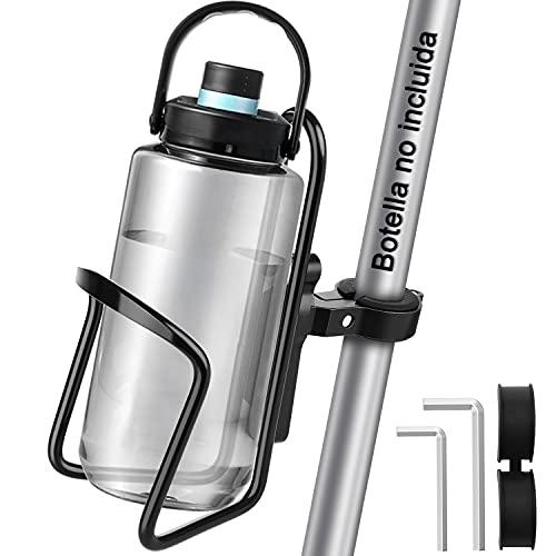 Portabidón para Bicicleta,Diyife Portabidón de Ciclismo para Bicicletas de Montaña y Carretera, Impermeable Soportes para Botella de Agua, Tecnología de Soldadura TIG Aluminio de Aviación 6061