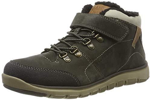 Geox Jungen J XUNDAY BOY B ABX A Chukka Boots, Grün (Military/Beige C3202), 37 EU