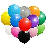 Koogel 36'' Big Balloons, 15 Pcs Latex Balloons Jumbo Latex Giant Balloons Large Balloons Giant Balloons for Birthday Wedding Party Festival Event Carnival Decorations
