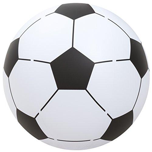 Bestway Wasserball Fußball XL, 122 cm