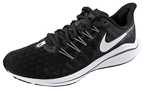 Nike Air Zoom Vomero 14, Zapatillas de Correr Hombre, Negro (Black/White/Thunder Grey 010), 37.5 EU