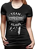 Vampire Diaries - Camiseta de algodón para mujer