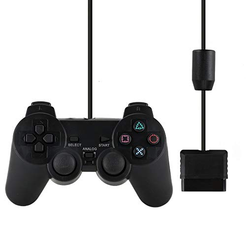 QMET PS2 Wired Controller for So...