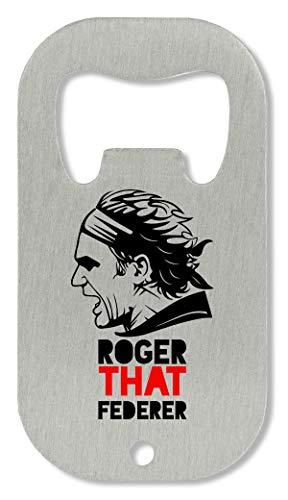 Wicked Design Roger That Federer Flaschenöffner