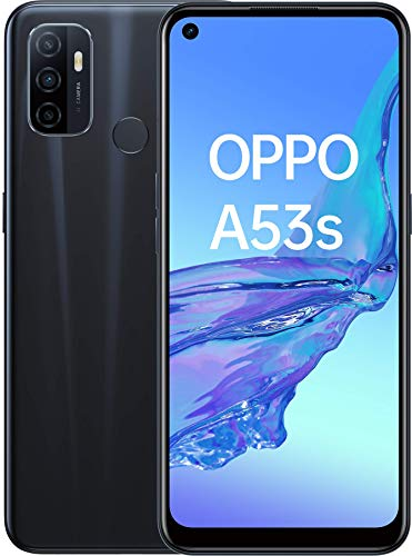 OPPO A53s Smartphone 128GB Electric Black