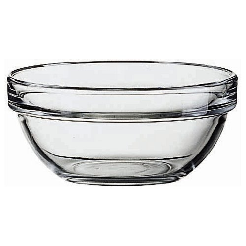 Luminarc Glass 4.75 Inch Stackable Round Bowl