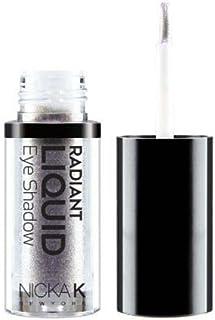 (6 Pack) NICKA K Radiant Liquid Eye Shadow - Lilac Dreams (並行輸入品)