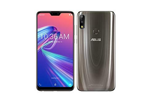 Asus - Zenfone Max Pro M2 ZB631KL gris 64 Go, 4Go de RAM