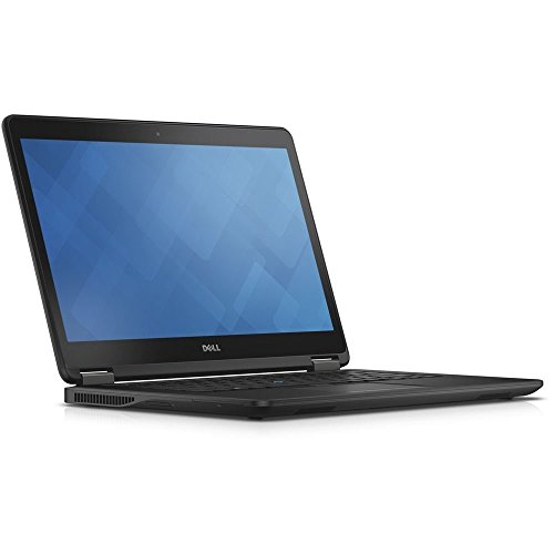 "Dell Latitude E7450 14"" FHD Intel Core i5-5300U Up to 2.9GHz, 8GB RAM, 256GB SSD, 802.11ac, Bluetooth, HDMI, USB 3.0, Windows 10 Professional (Renewed)"