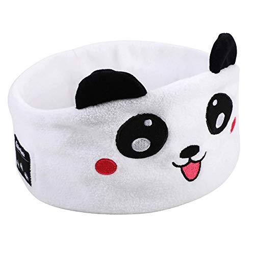 DALADA Bluetooth-Stirnband Kopfhörer , Musik Kopftuch Bluetooth-Headset Tier Kopftuch Schlaf Kinder Kopftuch Schlaf Kopftuch Yoga Sport Headset Eingebaute Lautsprecher Mikrofon zum Anrufen