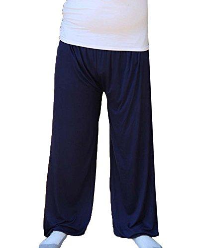 Pantalones De Pijama Largos Hombre Pantalones De Yoga