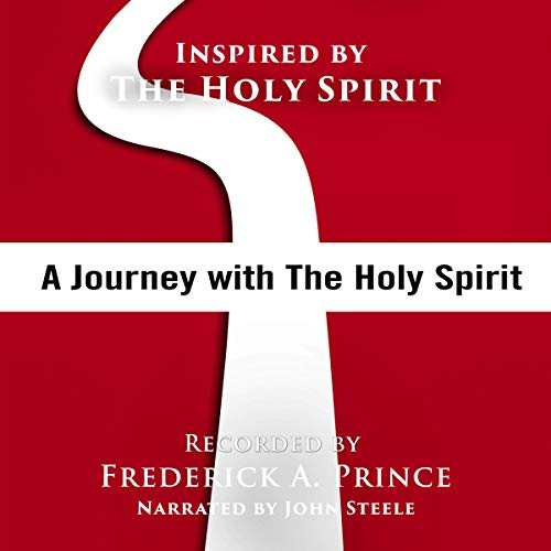 A Journey with The Holy Spirit audiobook cover art