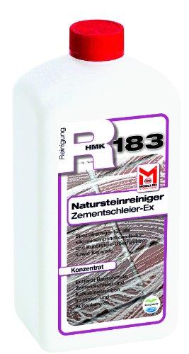 Möller-Stone-Care HMK R183 Natursteinreiniger - Zementschleier-Ex 1 Liter