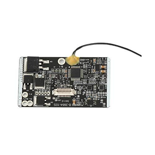XIAOFANG Piezas de Repuesto de la Placa de Circuito BMS Controlador de baterías de Paneles en Forma for Xiaomi Mijia M365 M187 MI Scooter eléctrico (Color : BMS Board)