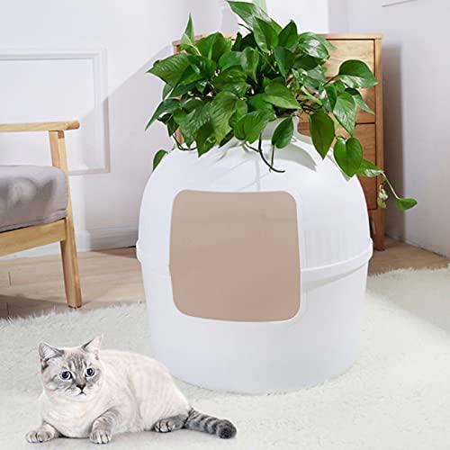 NGLSCXR - Lettiera multifunzione per gatti e gatti a scomparsa multifunzione, per lettiera per gatti nascosta, di alta qualità, per gatti e gatti