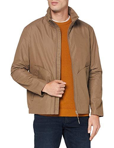 ESPRIT Herren 080EE2G309 Jacke, 025/BROWN Grey, M
