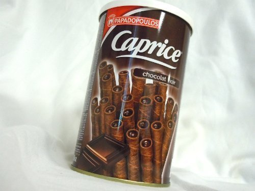 Caprice - Dark Chocolate Filled Wafers, 250g by Caprice
