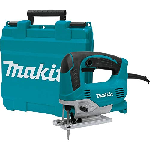 Makita JV0600K Top Handle Jig Saw, with Tool...