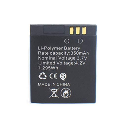ndegdgswg Batería De Litio 3.7v 350mah, Batería Recargable para Smart Watch GT08 1pcs