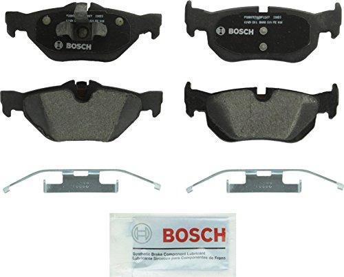 Bosch BP1267 QuietCast Premium Semi-Metallic Disc Brake Pad Set For: BMW 328i, 323i, 128i, 328xi, 328i xDrive, 1 Series M, X1, Rear