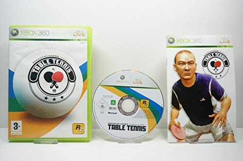 TABLE TENNIS XBOX360