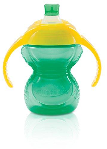 Copo Treinamento, Munchkin, Verde/Amarelo