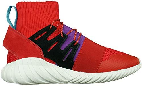 adidas Tubular Doom zimowe buty do fitnessu, czerwony - Rot Escarl Escarl Pursho - 44 EU