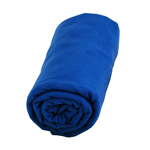 Sea to Summit DryLite towel - Micro Towel, 16 x 32, Cobalt Blue