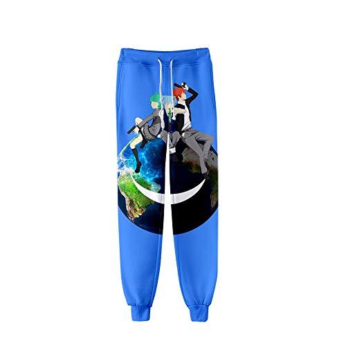 3D kleurendruk mannen en vrouwenHerenbroeken Effen broek Zweet Joggingbroek