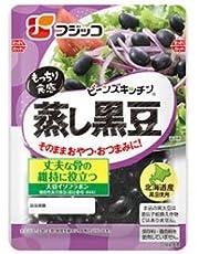 フジッコ 蒸し黒豆 65g×10袋入