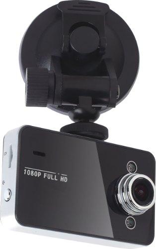 ELEPHAS 1080 P Full Hd 6,86 cm vehículo Blackbox DVR grabador de coche Dash Cam excites_fr LED de visión nocturna y e-readers de G-sensor (negro)