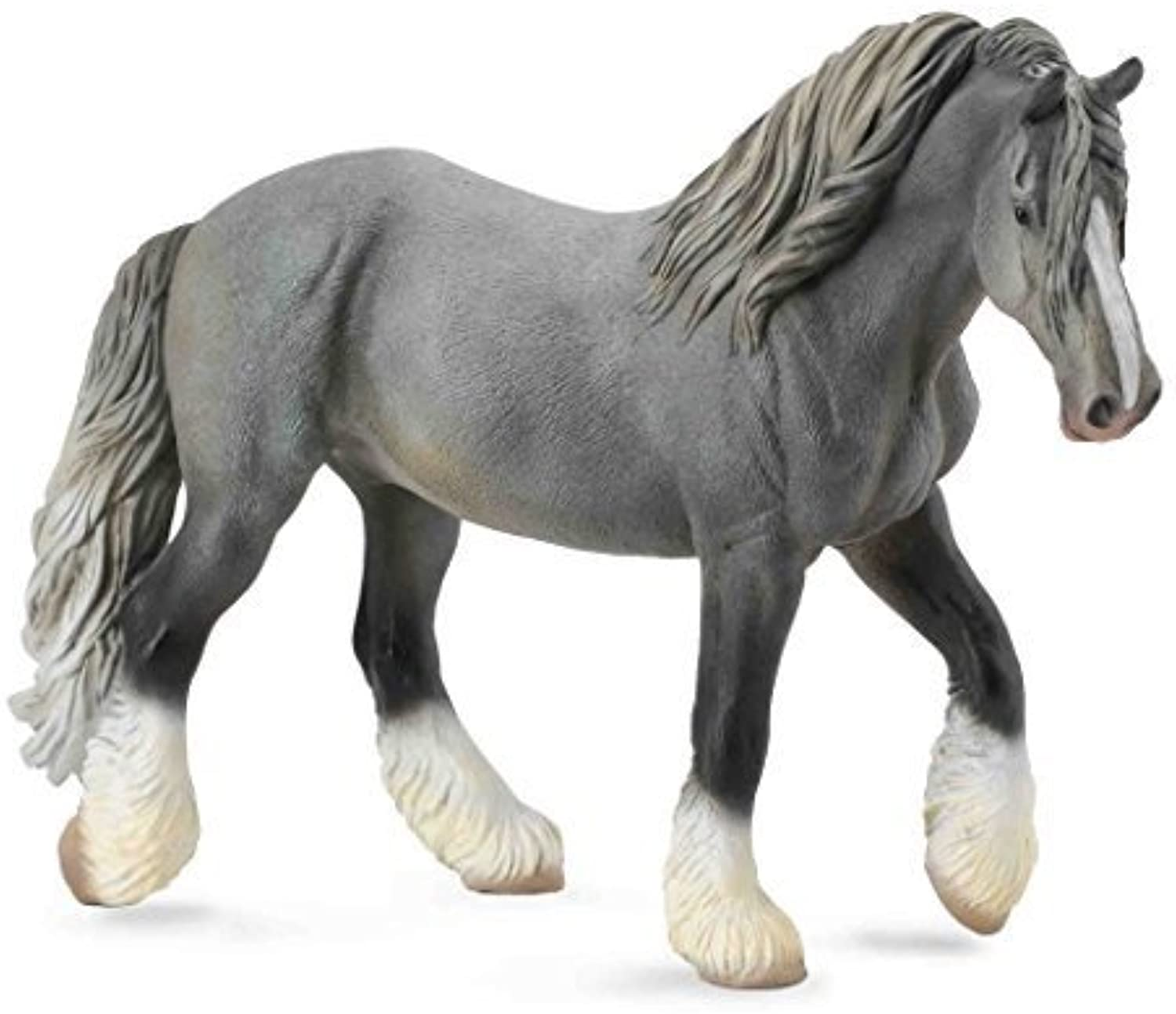CollectA Shire Horse Mare, Grey by CollectA