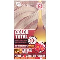 Azalea Color Total Tinte Tono 10.1 Rubio Platino Ceniza - 100 gr