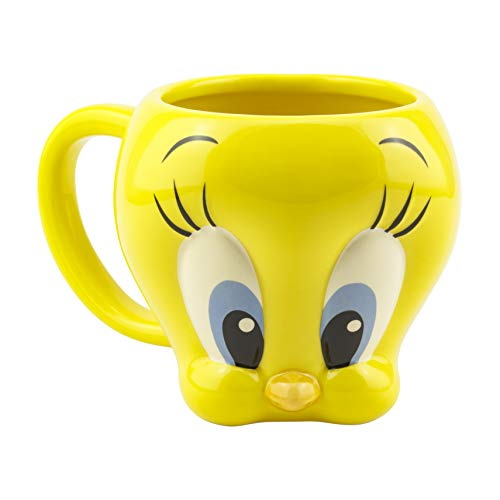 Paladone Tweety Shaped Mug Merchandising Ufficiale