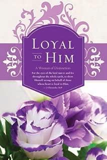 Bulletin-Women's Day: Loyal To Him (2 Chronicles 1