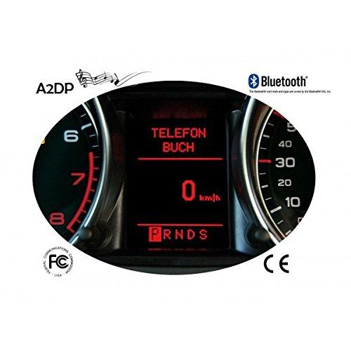 Fiscon Audi Basic Bluetooth Hands Gratis Auto Kit