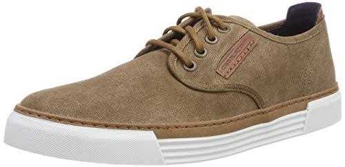 Camel active Herren Racket Sneaker, Beige (sand 10), 44 EU (9.5 UK)