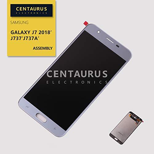 CENTAURUS J7 2018 LCD Display Touch Screen Digitizer Replacement for Samsung Galaxy J7 2018 SM-J737 J737A / J7 Refine J737P / J7 Crown S757BL S767VL /J7 Aero/ J737V J7 Star J737T / Wide 3 J737S (Blue)
