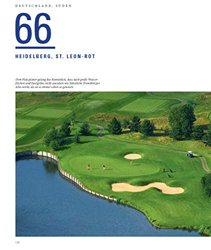 Die 100 besten Golfplätze in Deutschland und Österreich (Edition 99pages by HEEL) - 5