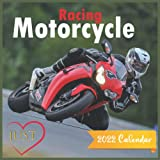 JUST MOTORCYCLE RACING CALENDAR 2022: Motorcycle racing Calendar 2022: Official Motocross 2022 Calendar (12 Months) ,Extreme Sports Calendar 2022 , Square 2022 Calendar