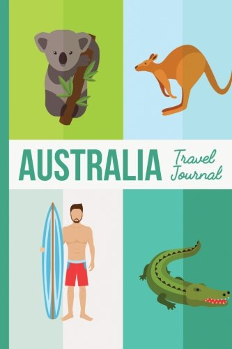 Australia Travel Journal: Wanderlust Journals