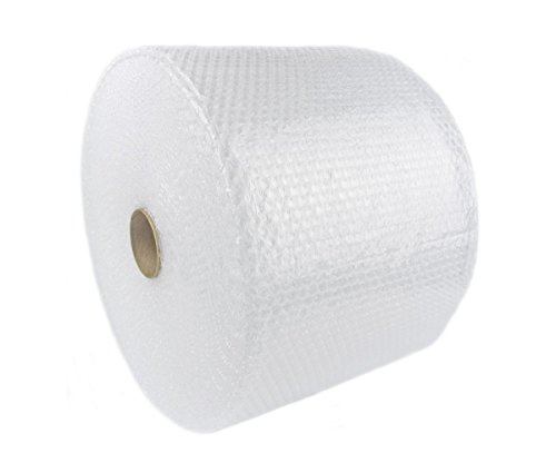 "upkg Brand 3/16"" 700 ft x 12""Small Bubble Cushioning Wrap, Perforated Every 12 (4 Rolls X 175 = 700 feet)"