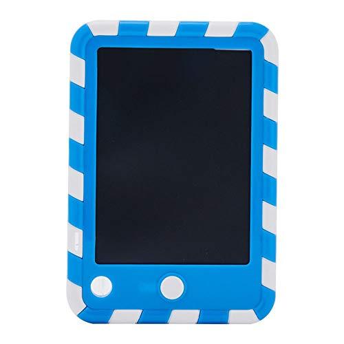 KDXBCAYKI Tablet LCD 4,4 inch elektronisch ontwerp voor kinderen schilderen graffiti schrijven LCD Blauw