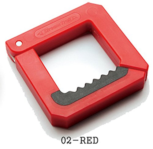 STREAM TRAIL (ストリームトレイル) バックハンガー CLIFF HANGER クリフハンガー 02-RED
