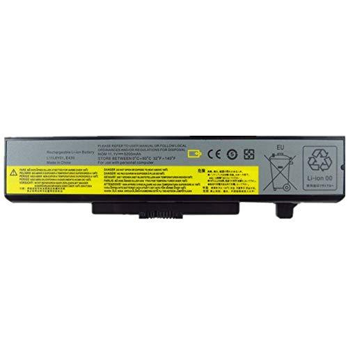 Szhyon Fit for 11.1V 5200mAh L11N6R01 L11N6Y01 L11P6R01 L11S6F01 L11S6Y01 Battery fit for Lenovo IdeaPad Y480 Y580 V480 V580 Y480P Y580P