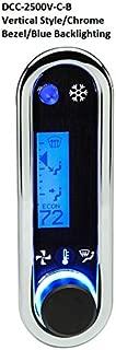 Dakota Digital Climate Control for Vintage Air Gen IV Systems VHX-style DCC-2500V-C-B