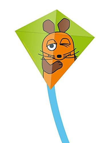 Elliot Eddy–75, Kite Maus Singleline in der Schaukel
