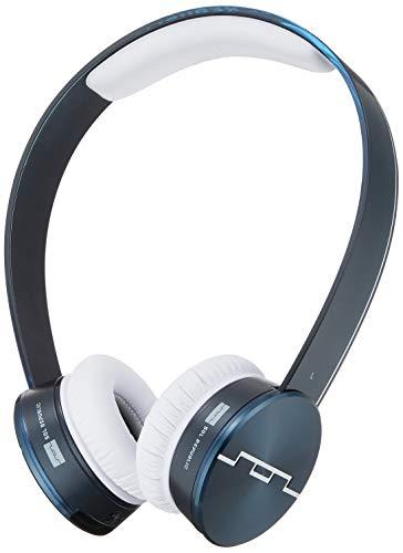 SOL Republic Tracks Ultra OnEar-Kopfhörer mit V12 Sound-Engine (tauschbares Headband) Blau