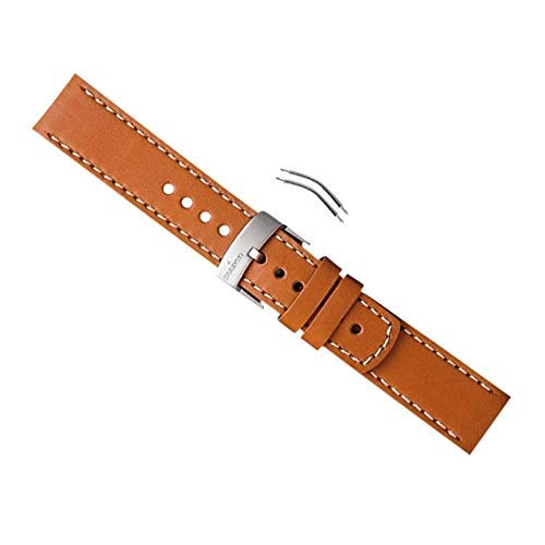 Suunto - Elementum Ventus Strap Kit Leather, Color Brown